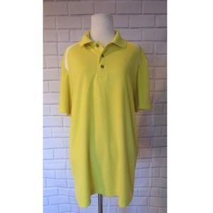 Men's Grand Slam Slim Fit Short Sleeve Polo
